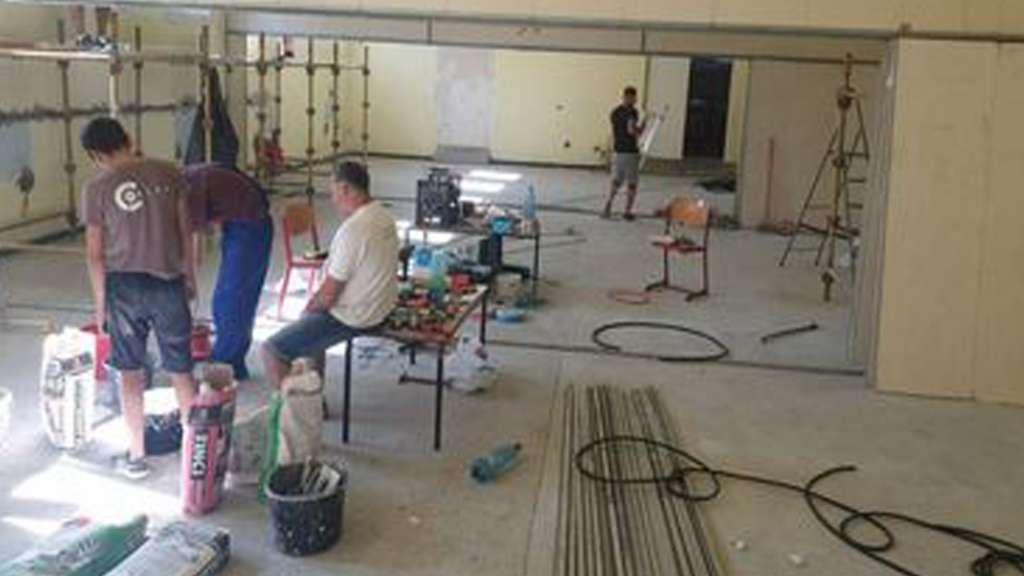 Iulie-Septembrie 2020 Renovare Demisol