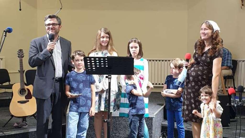 Octombrie-Noiembrie 2020 familia Bodnariu